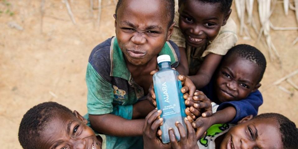 AUARA y Rehau abastecimiento agua potable