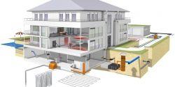 Sistemas geotérmicos Rehau para la obtención de la energía renovable del subsuelo