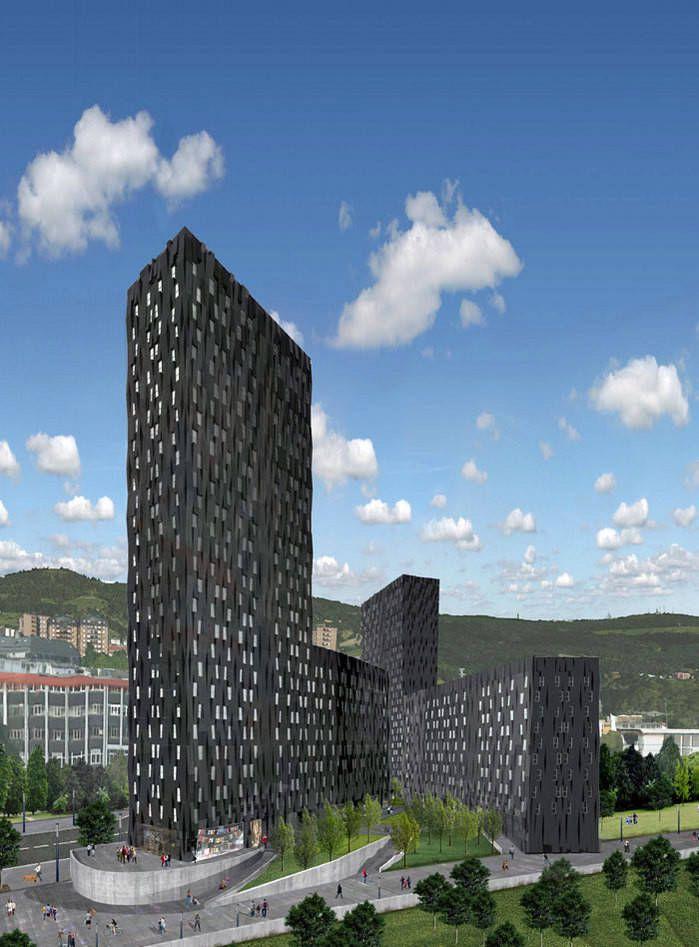 El edifio Passivhaus más alto del mundo con ventilación eficiente