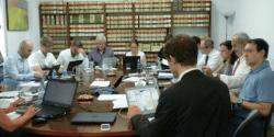 AFEC celebra en su sede diversas reuniones de la EHPA (Asociación Europea de Bombas de Calor)