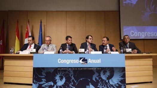 La Asociación de Distribuidores de Energía Eléctrica celebra su Congreso anual en Salamanca