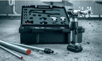 herramienta de montaje