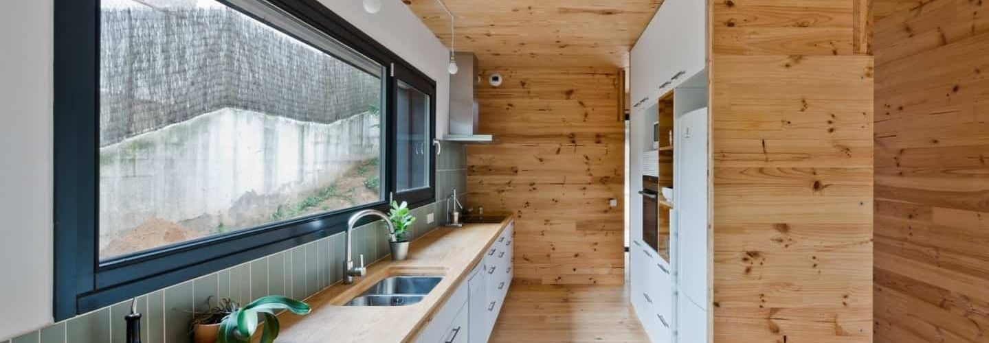 madera contraminada CLT