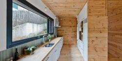 House Habitat construye una vivienda Passivhaus de madera contralaminada CLT