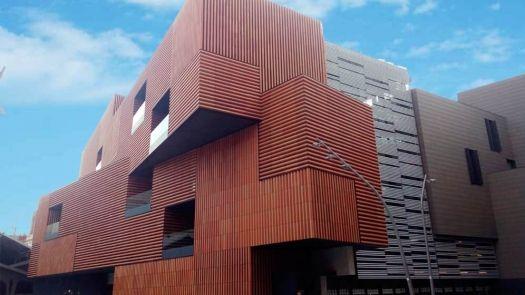 URSA AIR Zero en la nueva Escuela de Arte y Diseño La Massana