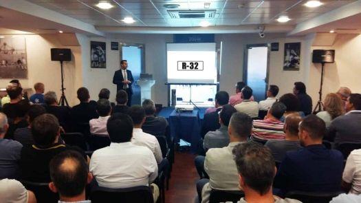 Tu Clima presenta sus novedades de climatización Daikin en el Estadio Santiago Bernabéu
