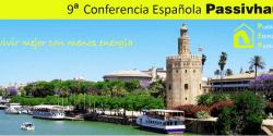 9ª Conferencia Española Passivhaus en Sevilla