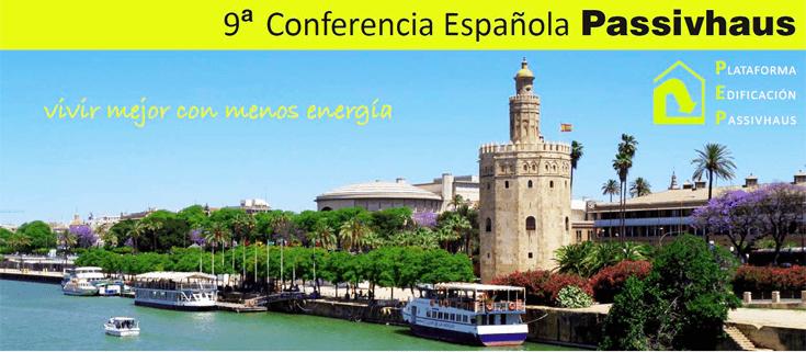 9ªConferencia Española Passivhaus en Sevilla