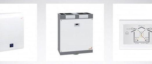 Nueva etiqueta de eficiencia energética en las unidades de ventilación