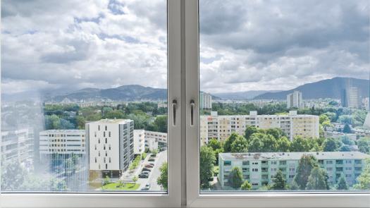 SYNEGO PHZ de REHAU nuevo sistema de ventanas con certificado Passivhaus
