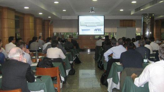 Gran éxito de la Jornada de temas Técnicos y Legislativos de AFEC