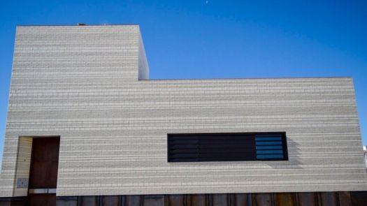 Primera vivienda unifamiliar pasiva en Andalucía