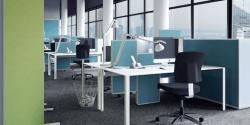 Soluciones acústicas REHAU para un mayor rendimiento en la oficina