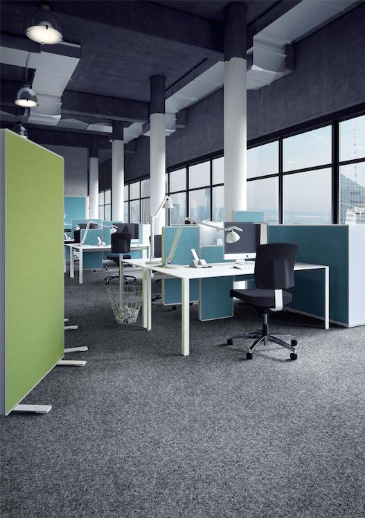 Soluciones acústicas para un mayor rendimiento en la oficina