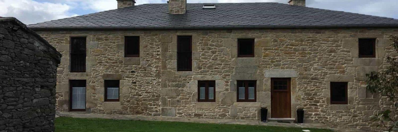 Rehabilitación de la casa rural Casa Belén