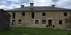 Climatización radiante en la rehabilitación de la casa rural Casa Belén