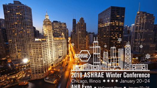 Conferencia de Invierno ASHRAE 2018