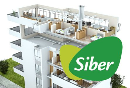 Siber_jornadas_ventilación - Siber ofrece dos jornadas técnicas sobre ventilación eficiente