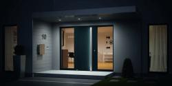 Puerta de entrada ThermoSafe, Diseño y eficiencia energética