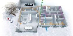 Importancia de la calidad del aire en viviendas de baja demanda energética
