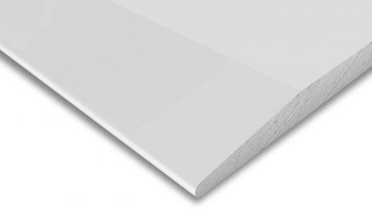La placa de yeso Snowboard es resistente a la oxidación