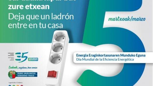 Campaña por el Día Mundial de la Eficiencia Energética