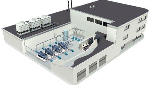 Nuevo sistema de control para aumentar la eficiencia de las salas técnicas