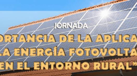 Importancia de la Energía fotovoltaica en el entorno rural