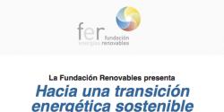 La Fundación Renovables presenta propuestas para una transición energética sostenible
