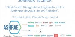Gestión del Riesgo de la Legionella en los Sistemas de Agua de los Edificios