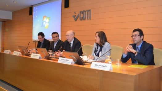 El CDTI presenta la nueva resina ligante renovable de URSA cofinanciada con fondos FEDER