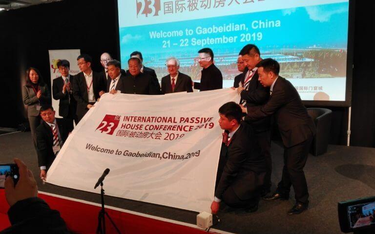 conferencia Internacional Passivhaus