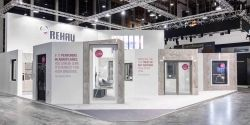 REHAU presentó importantes innovaciones tecnológicas en la feria Fensterbau