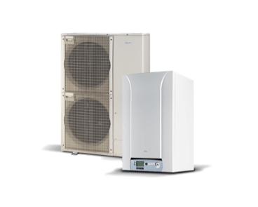 Equipo climatización Platimum BC iPlus2 - BAXI presenta los nuevos equipos de aerotermia Platinum BC iPlus