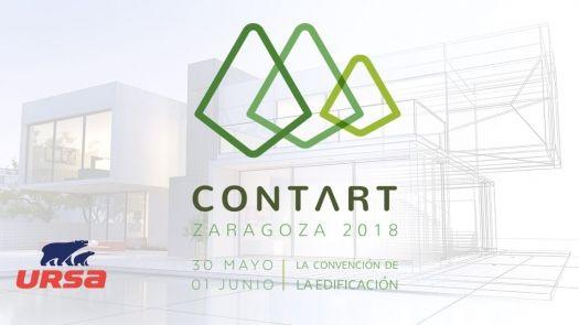 URSA presente en CONTART uno de los eventos más importante del sector de la edificación
