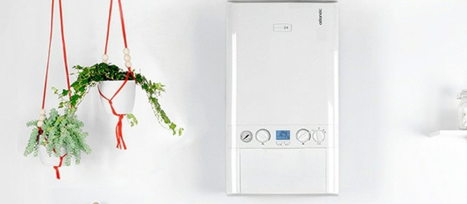 caldera de condensación