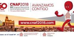 Ista participa en el mayor Congreso Nacional de Administradores de Fincas