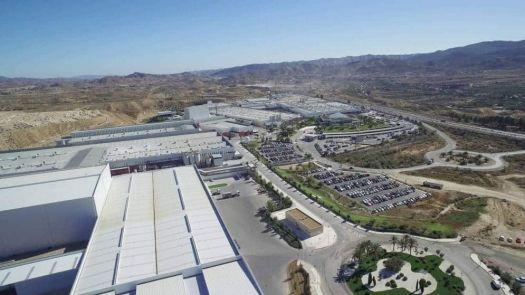Cosentino prepara la mayor instalación solar para autoconsumo industrial de España