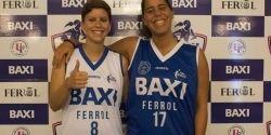 BAXI apuesta por el deporte y el baloncesto femenino presentando la sponsorización del club BAXI FERROL