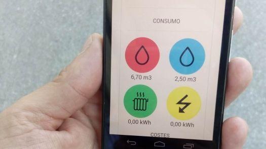 Renovación integral del sistema de control y gestión de consumos individuales de calefacción y ACS.