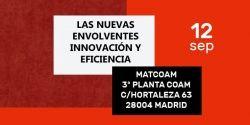 Las nuevas envolventes. Innovación y eficiencia en el COAM de Madrid