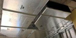 Tres centros educativos rehabilitan sus conductos de ventilación