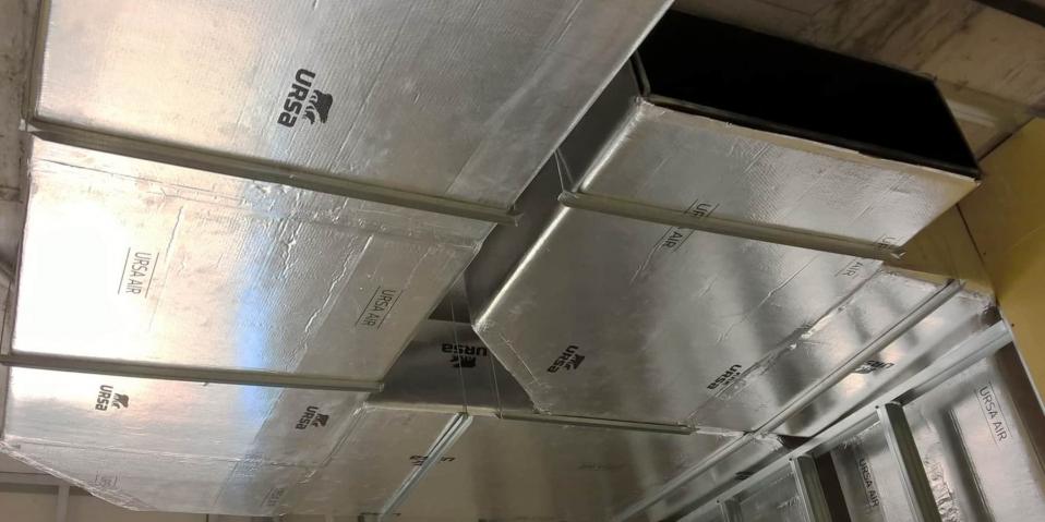 conductos de ventilación