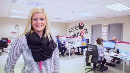 Sareteknika crea un área específica para mejorar la experiencia de cliente