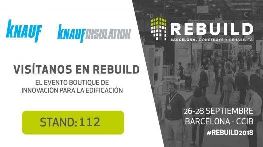 Grupo Knauf presentará soluciones únicas en el Congreso Nacional de Arquitectura Avanzada y Construcción 4.0