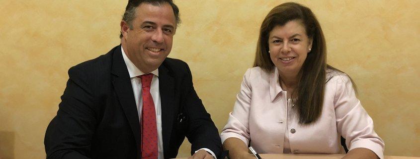 Firma URSA - FEC - URSA se incorpora a la Fundación Empresa & Clima