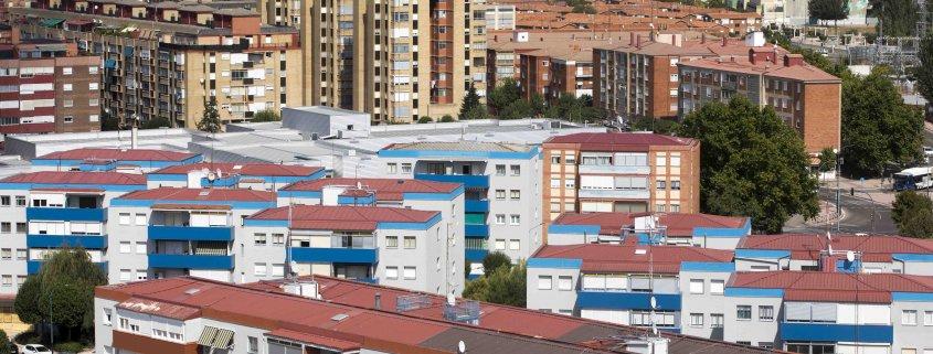 """eficiencia energética Poblado Fasa - ista aportará eficiencia energética en la rehabilitación del """"Poblado Fasa"""""""