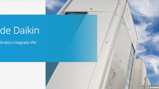 Daikin celebra el 30 aniversario de su sistema VRV en España