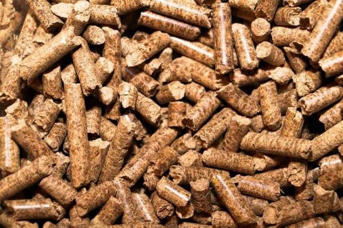 estufas y calderas de biomasa de alta eficiencia
