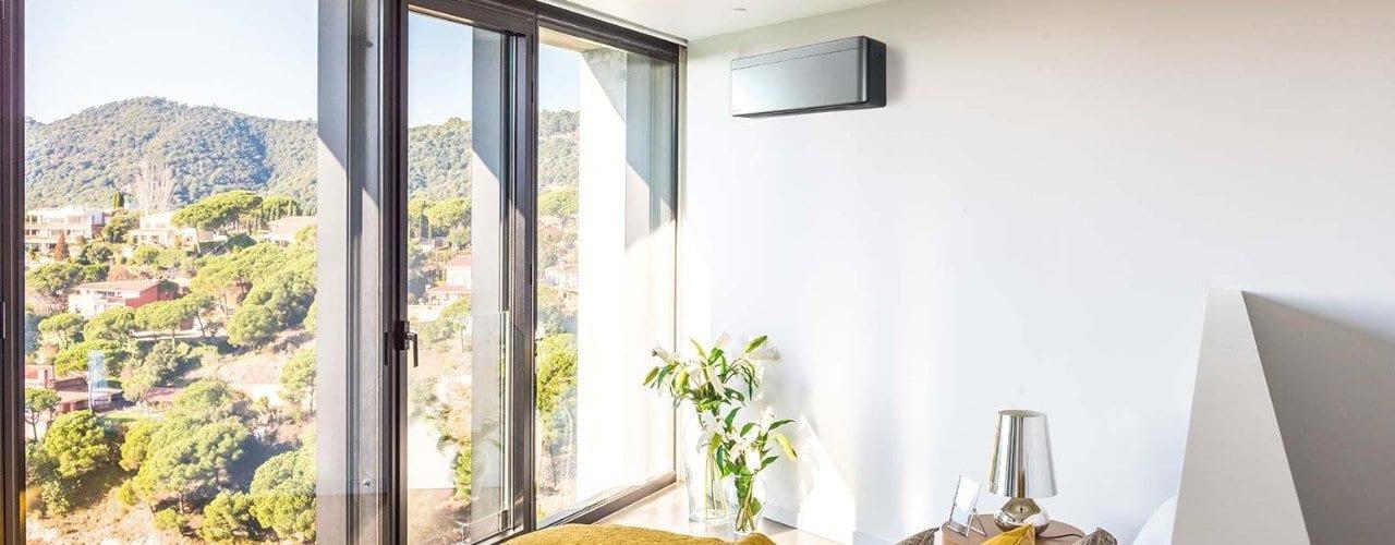 Daikin Stylish con Bomba de Calor perfecto para cualquier estancia del hogar